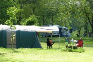 Camping Beau Rivage - Emplacement