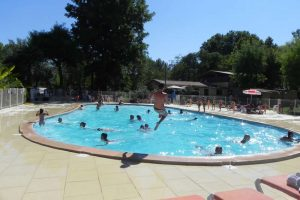 Camping Beau Rivage - Piscine