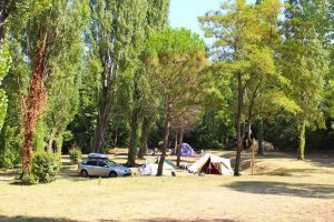 Camping de Graniers - Emplacement